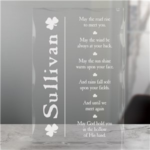 Irish Keepsakes | Personalized Irish Keepsakes