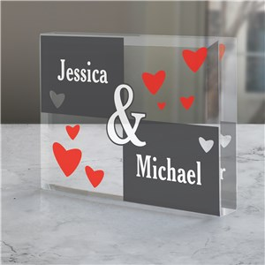 Personalized Gifts for Couples | Couples' Keepsake