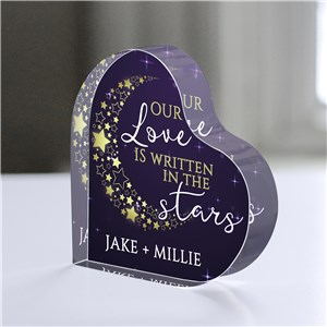Personalized Valentine's Day Gifts | Heart-Shaped Keepsake
