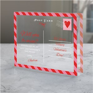 Personalized Valentine's Day Gifts For Her | Romantic Keepsakes for Her