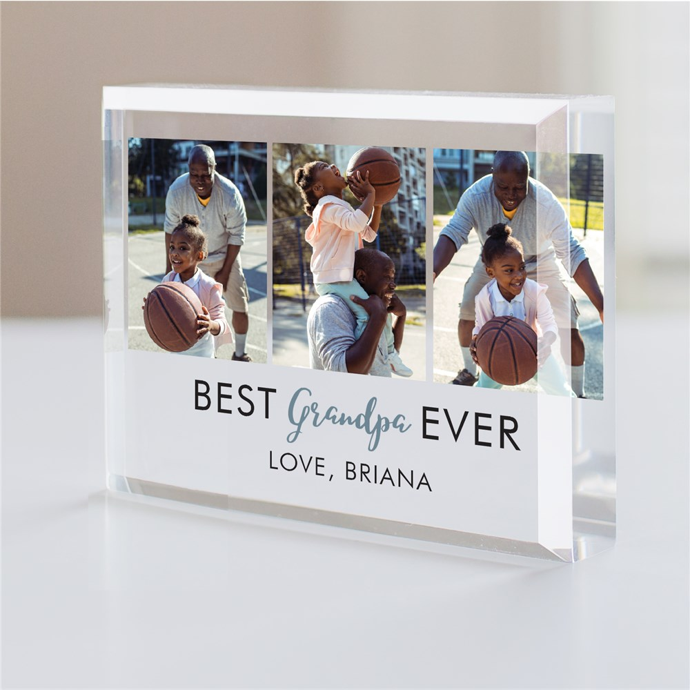 Personalized Best Ever Acrylic Keepsake