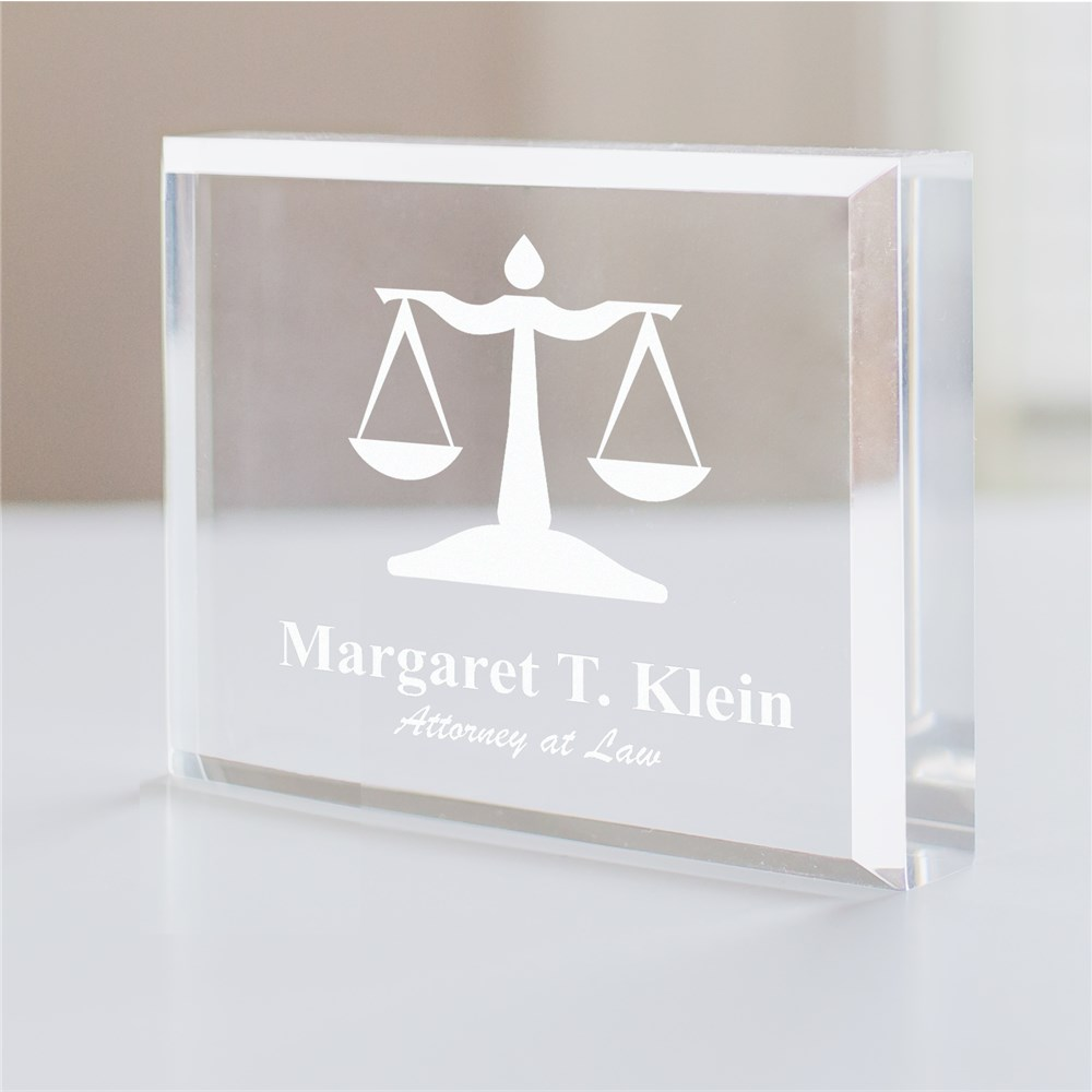Personalized Lawyer Gifts | Law School Graduation Gifts
