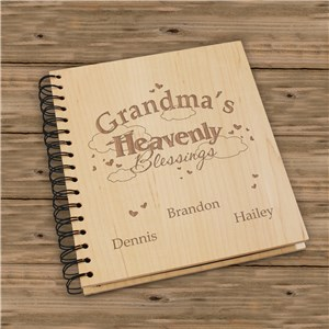 Personalized Grandma Photo Album | Personalized Gifts For Grandma