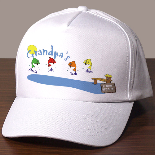 Personalized Grandpa Hat