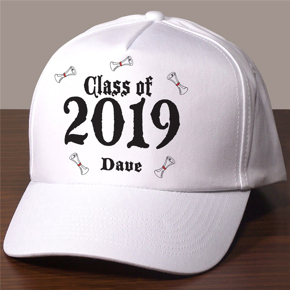 Personalized Graduation Hat