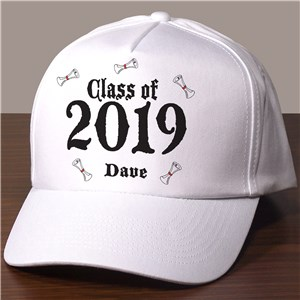 Personalized Graduation Hat | Customized Gifts For Grads