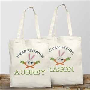 Egg Hunting Bag | Easter Tote Bags