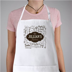 Personalized Apron | GiftsForBakers