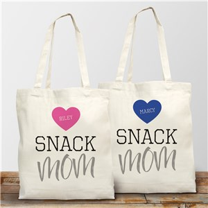 Canvas Totes | Personalized Mom Gifts