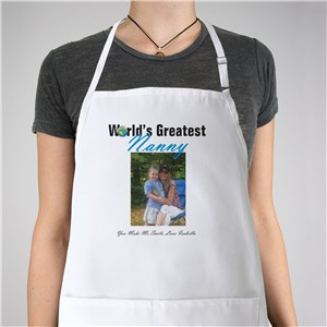World's Greatest Personalized Photo Apron | Personalized Aprons