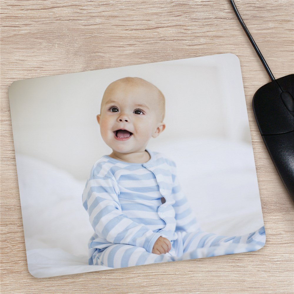 Picture Perfect Photo Mouse Pad | Personalized Photo Gifts