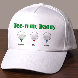 Tee-rriffic Personalized Hat