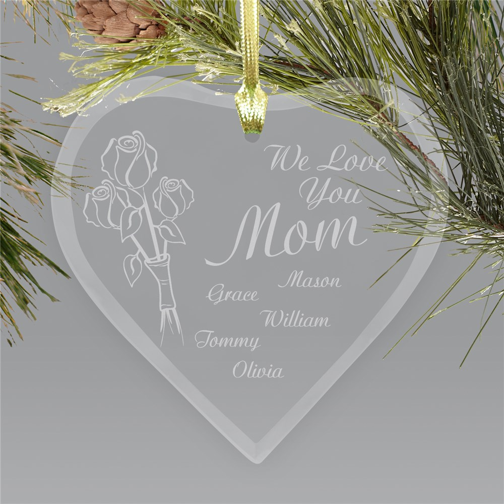Mom Christmas Ornaments | Personalized Ornaments