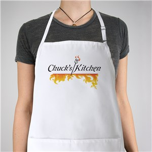 Personalized Cooking Apron | Personalized Aprons