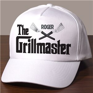 Personalized Grillmaster Hat 828466
