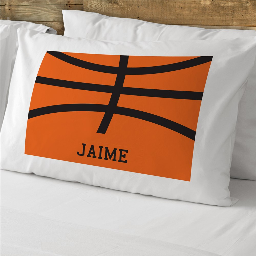 Sports Personalized Pillowcase | Personalized Pillowcases For Kids