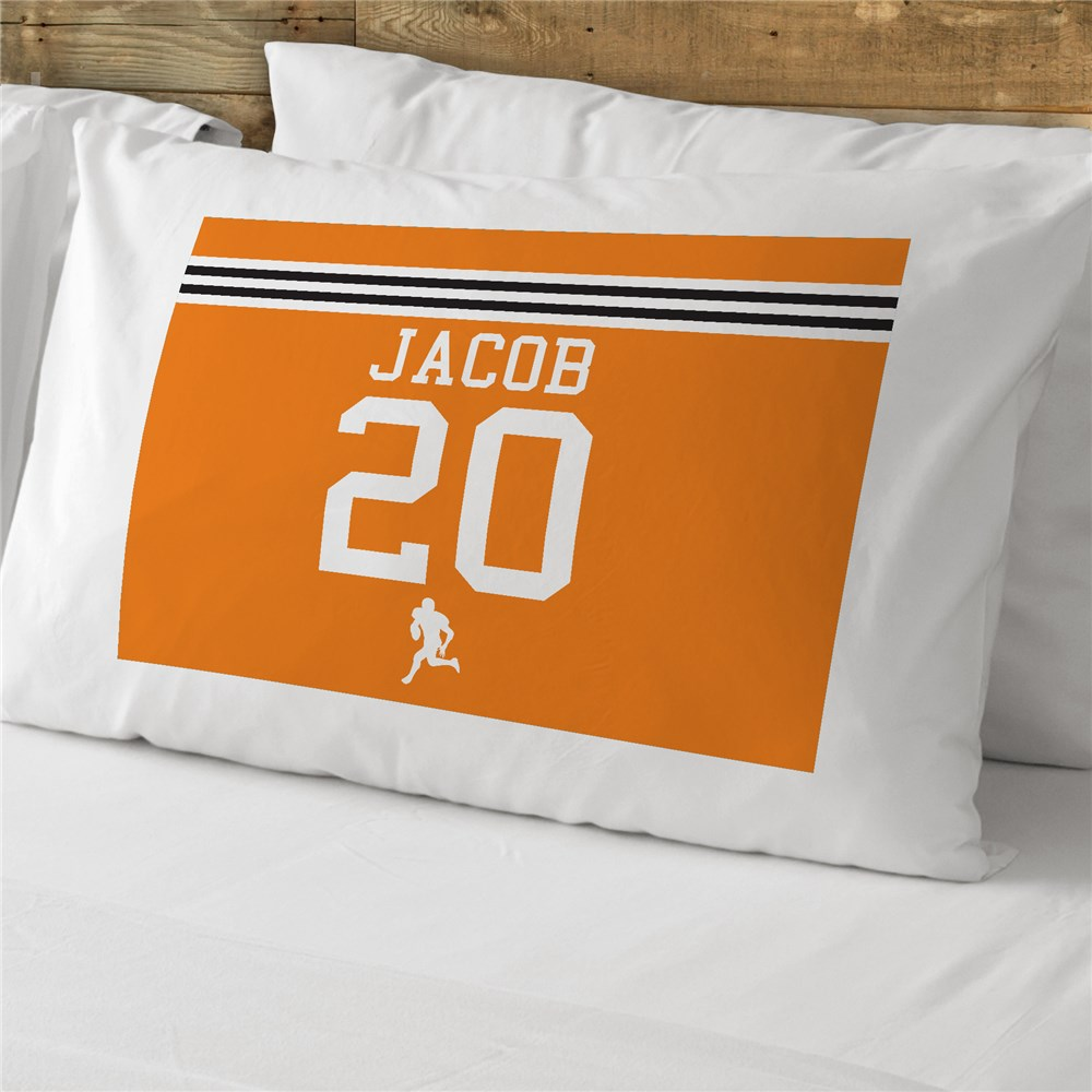 Personalized Sports Pillowcase | Personalized Pillowcase For Kids