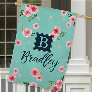 Spring House Flag | Personalized Flags