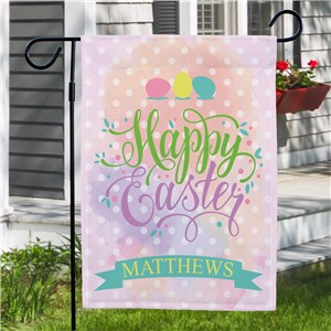 Easter Lawn Garden Flag |Personalized Garden Flags