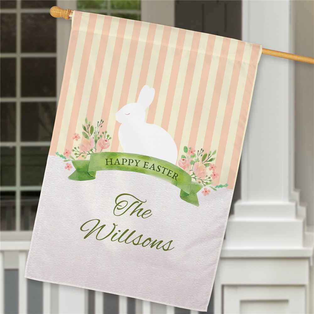 Personalized Easter Flags | Personalized Spring Flags