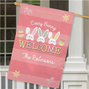 Personalized Easter Flags | Easter House Flag