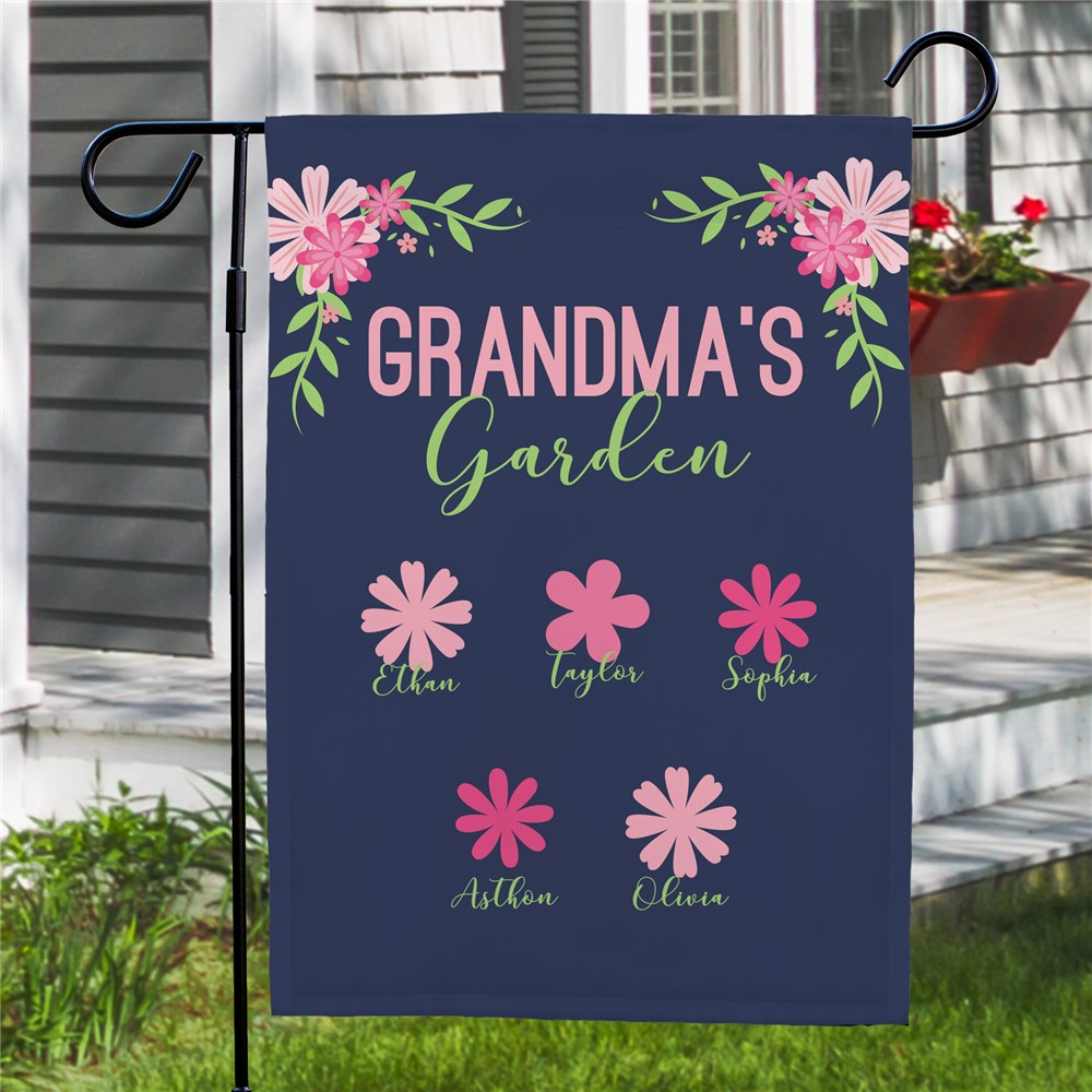 Spring Lawn Decor |Personalized Spring Garden Flags