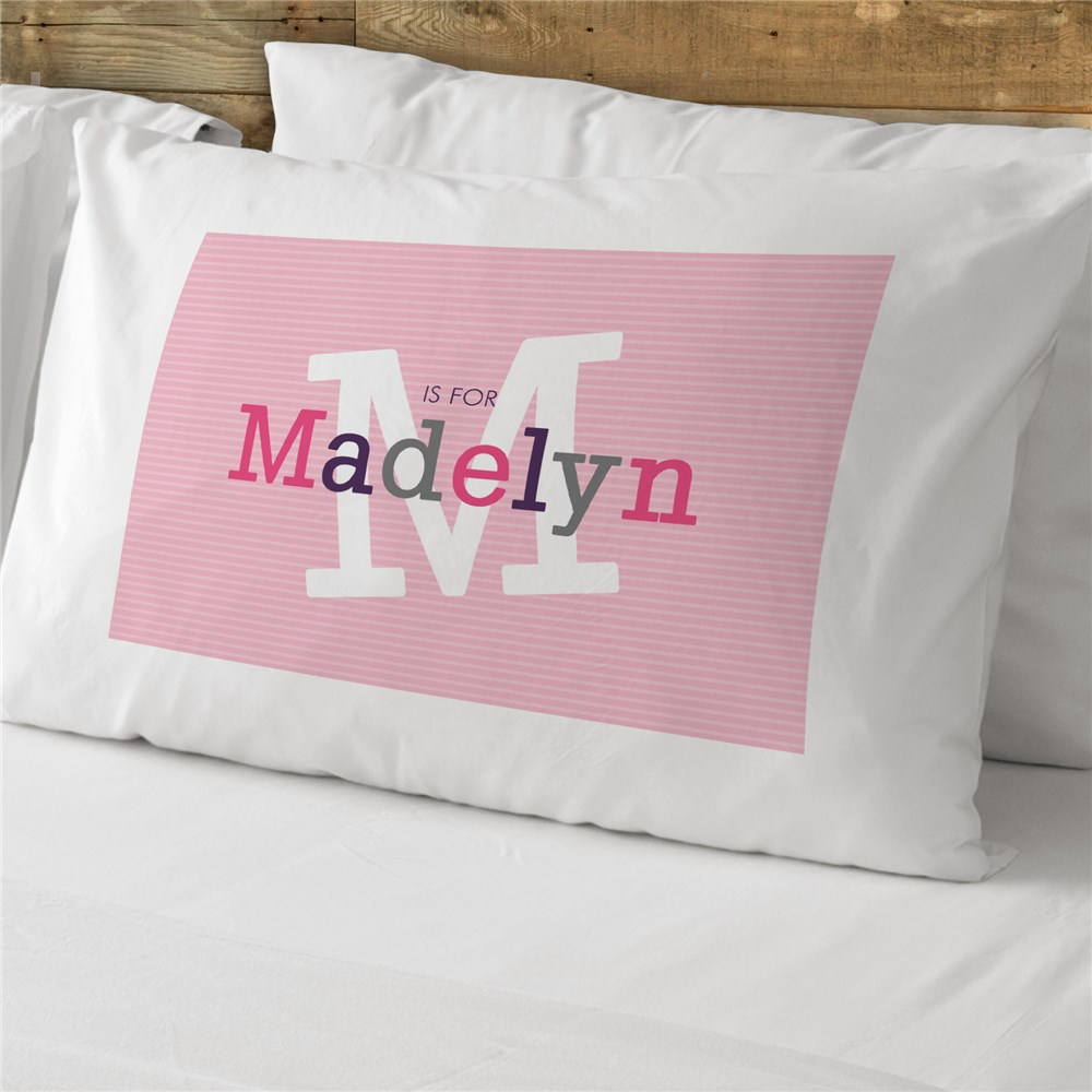 Kids Personalized Pillow Cases | Pillow Case With Name