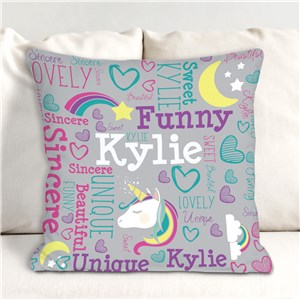 Unicorn Kids Room Decor | Personalized Unicorn Gifts