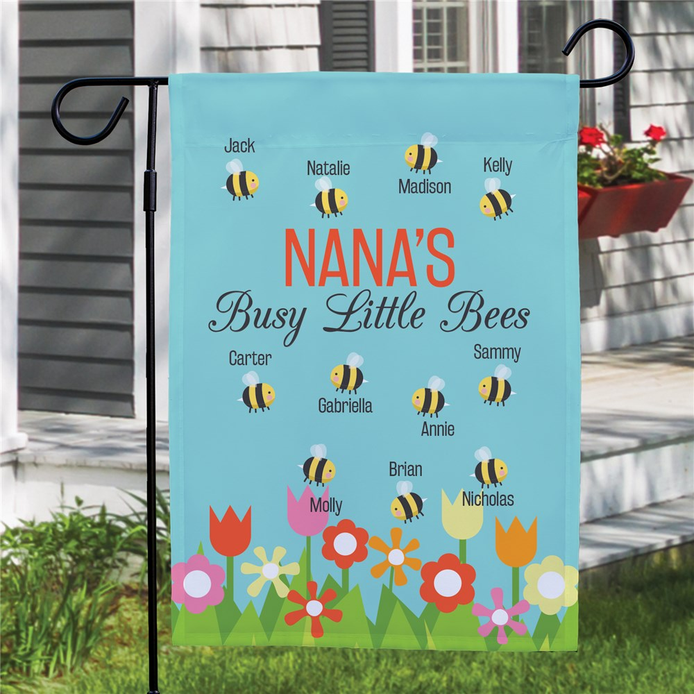 Spring Garden Flag | Personalized Garden Flags