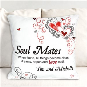 Valentine Pillows | Personalized Throw Pillows