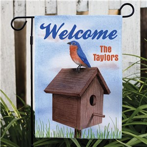 Personalized Garden Flags | Welcome Flags