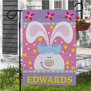 Personalized Garden Flag |Easter Flag