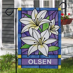 Personalized Garden Flags |Spring Decorations