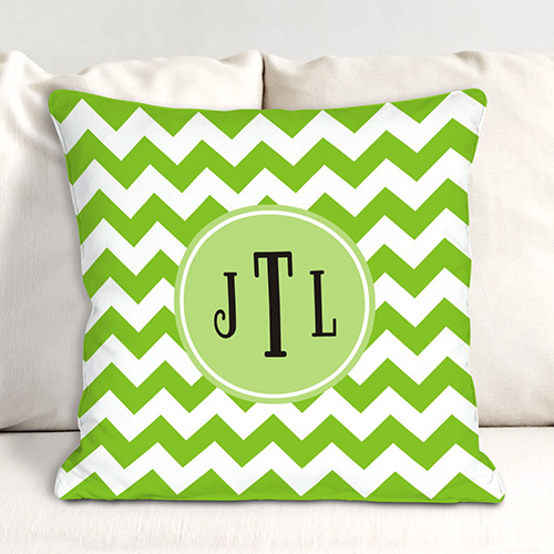 Monogram Throw Pillow 83062953