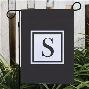 Monogram Garden Flag | Personalized Garden Flags