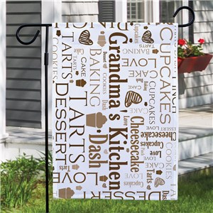 Family Garden Flag | Gifts for New Homeowners
