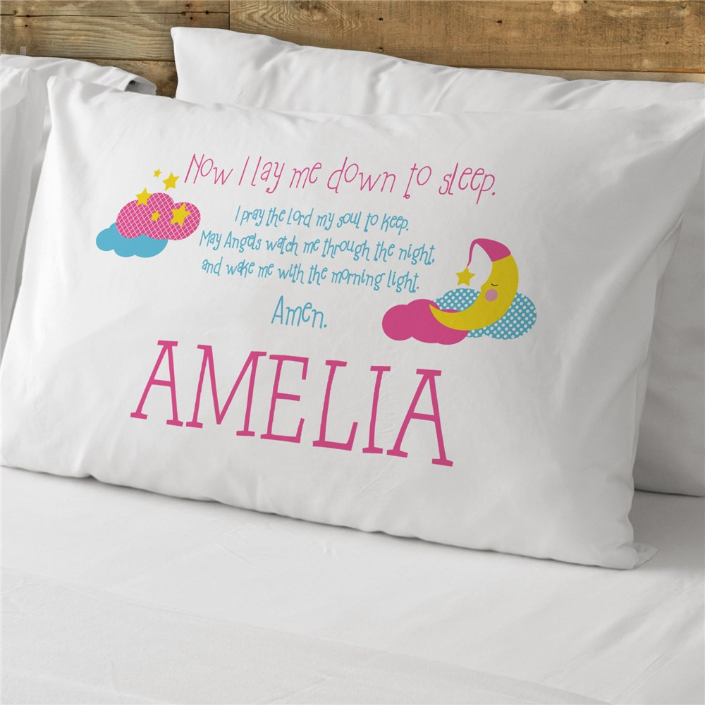 Personalized Prayer Pillowcase 83093850