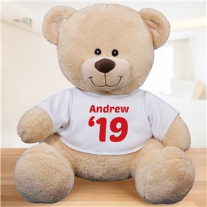 Personalized Graduation Tedd Bear | Personalized Graduation Bear