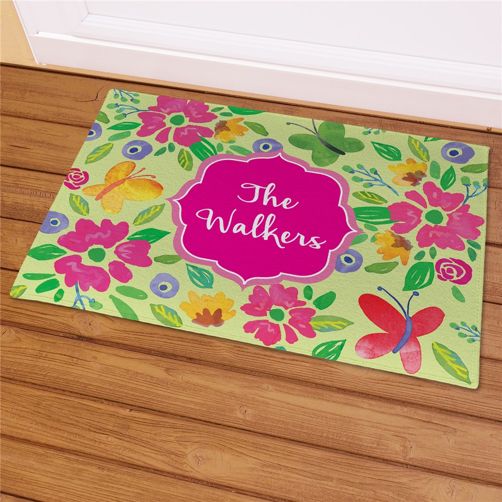 Mother's Day Gifts | Personalized Doormat