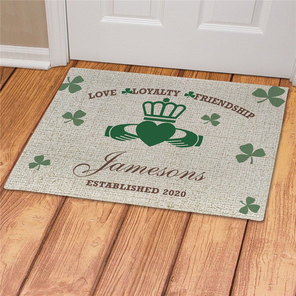 Outdoor Decoration for St Patrick's Day | Personalized Irish Home Decor