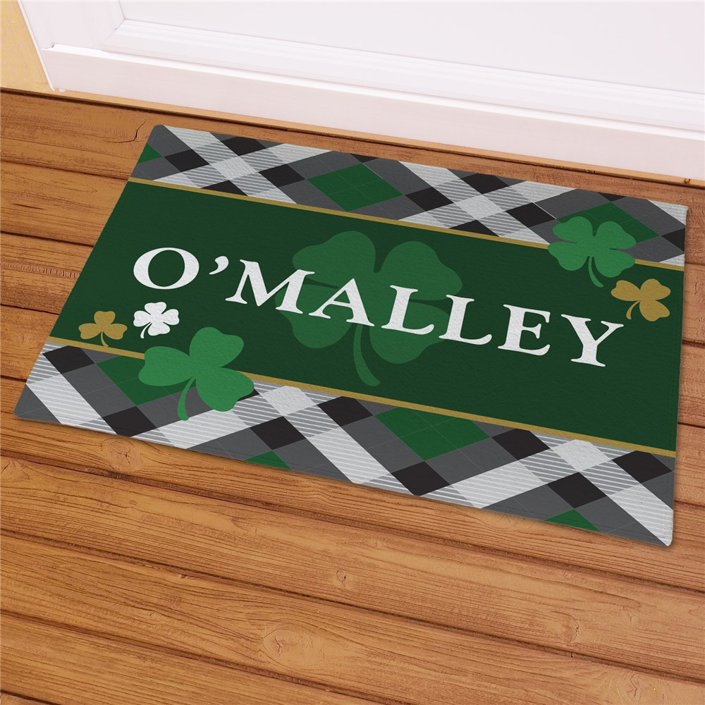 Personalized Door Mats | Personalized Irish Home Decor