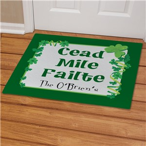 Irish Doormat | Irish Home Decor