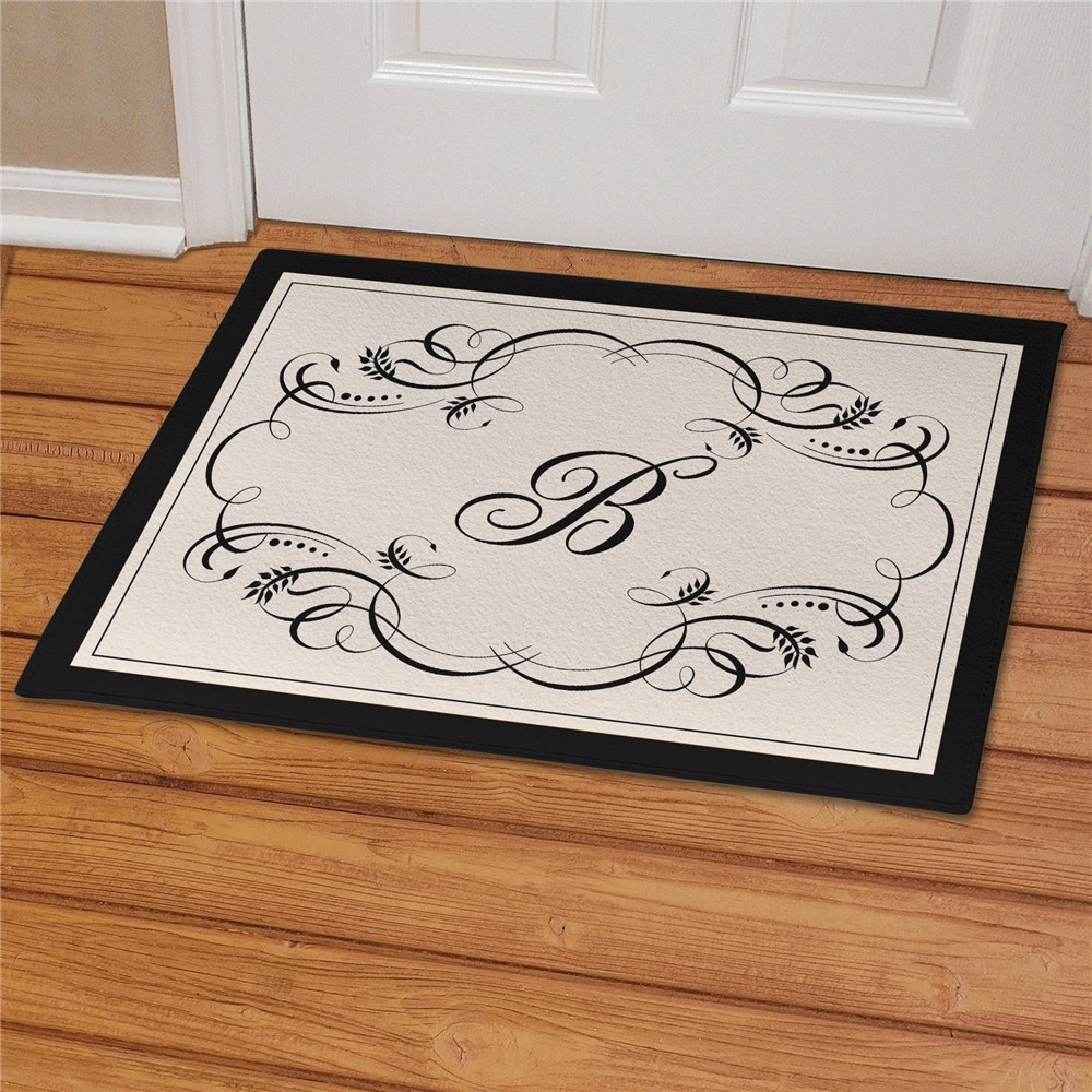 Monogram Personalized Doormat | Personalized Doormats
