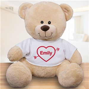 Valentine's Day Teddy Bear | Cupids Arrow Teddy Bear