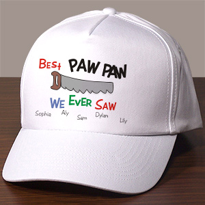 Best We Ever Saw Personalized Hat