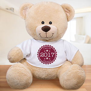 Personalized Class Of Stamp Teddy Bear 8366269X