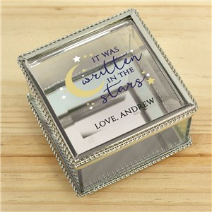Personalized Jewelry Box | Valentines Jewelry Gifts