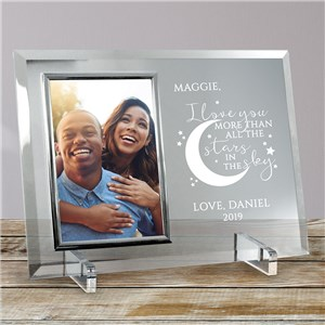 Engraved Picture Frames | Couple's Gifts