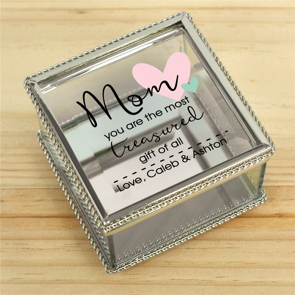 Jewelry Box for Mom | Personalized Jewelry Boxes