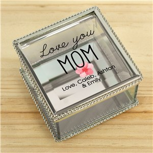 Special Gifts for Mom | Mother's Day Jewelry Box
